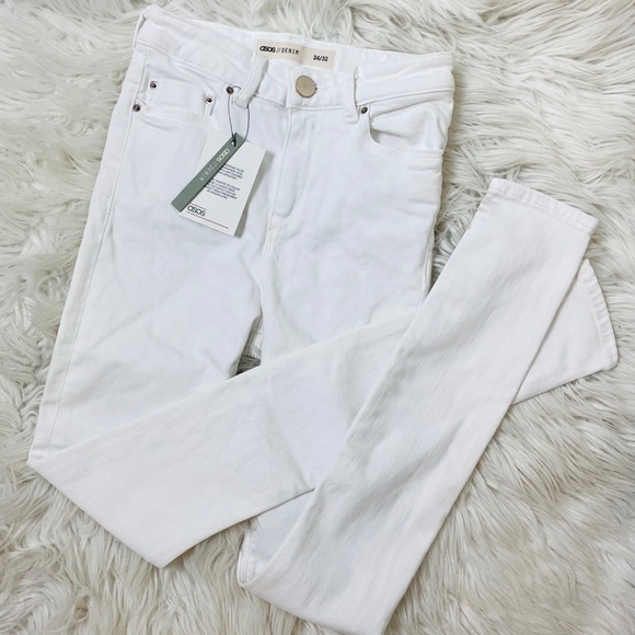 ASOS Denim - ASOS DESIGN Ridley high waisted skinny jeans